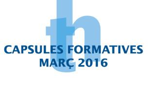 Capsules Formatives Març-001