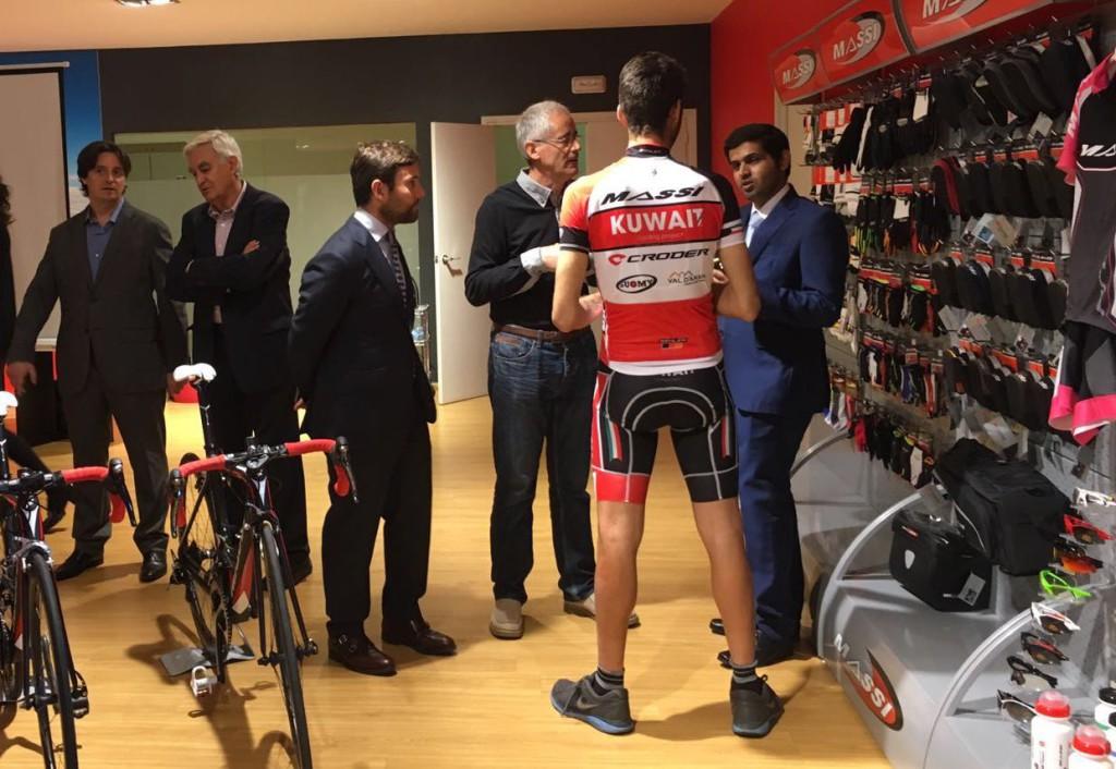 massi kuwait cycling project2