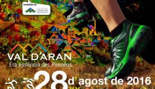 Cartell cursa 15 pobles 2016
