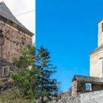 glèisa Arres- abantes e ara