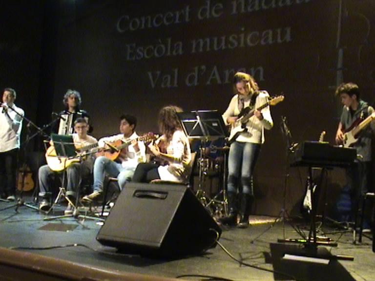 ESCOLA MUSICAU VAL D'ARAN