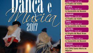 Dances Araneses ostiu 2017