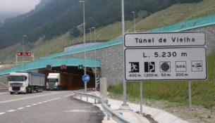 Camions Túnel de Vielha