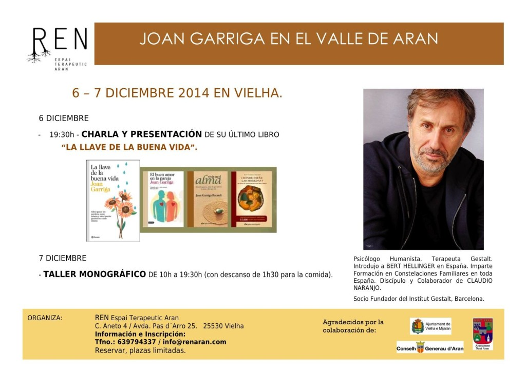 Joan Garriga cartel