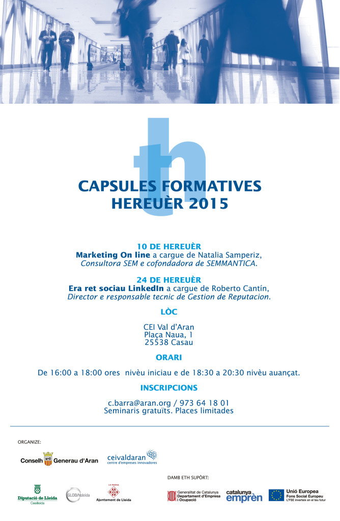 Capsules formatives hereue 2015