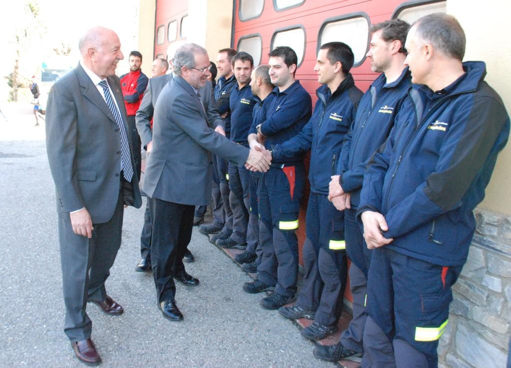 president lleida-pompiers
