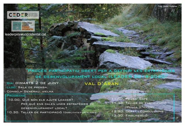 Taules sectorials Val d'Aran