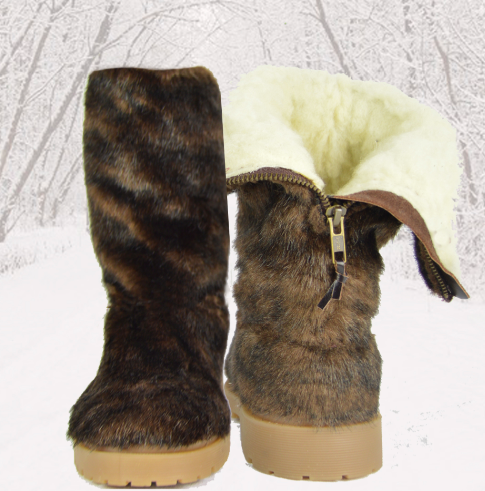BOTAS BAQUEIRA by SARAHWORLD FOR SNOWFEST