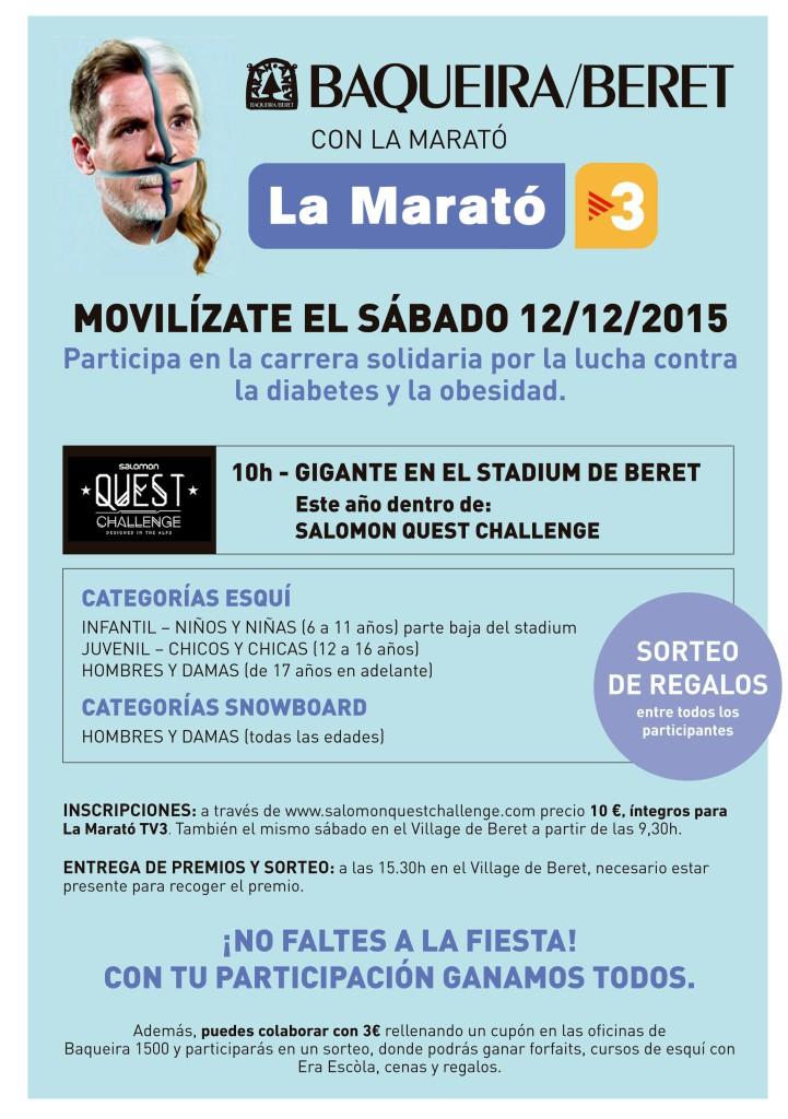 AAFF_La Marato 2015_POSTER A4