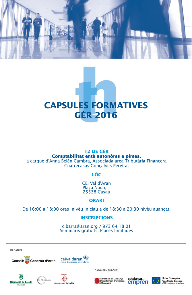 Capsules Formatives Gèr