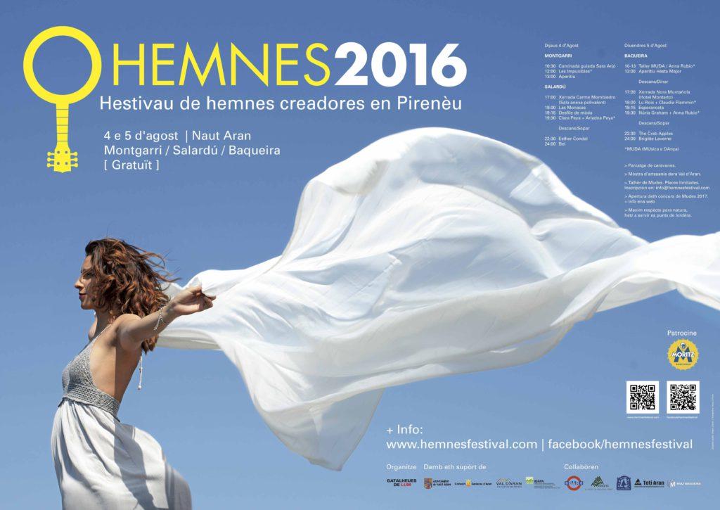 Cartell HEMNES 2016