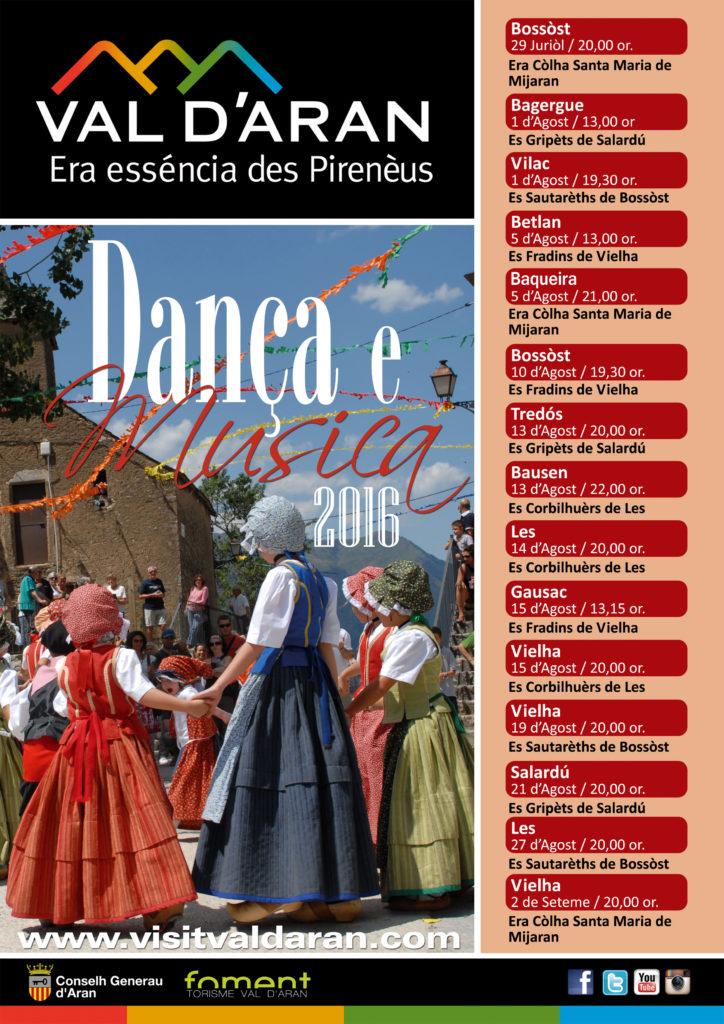 Cartell dances 2016