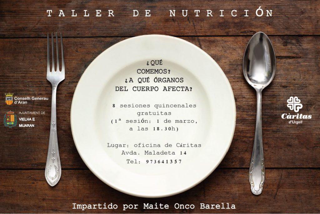taller de nutricon