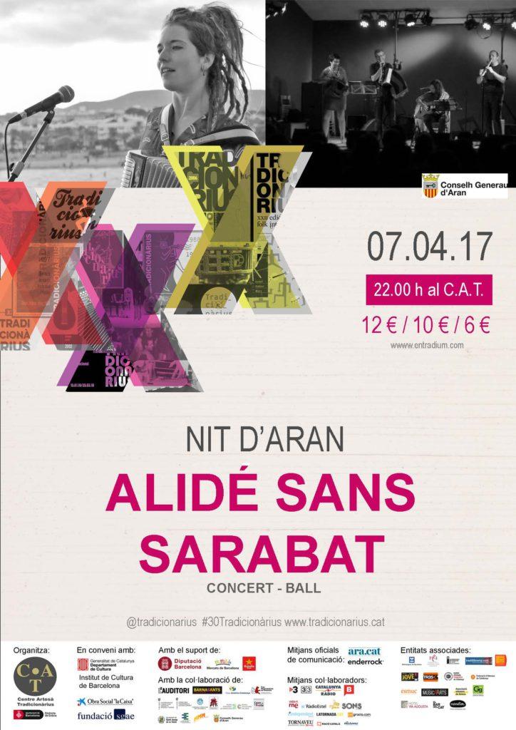 070417 Alidé Sans i Sarabat